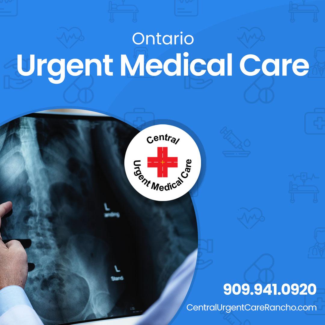 Ontario Urgent Medical Care